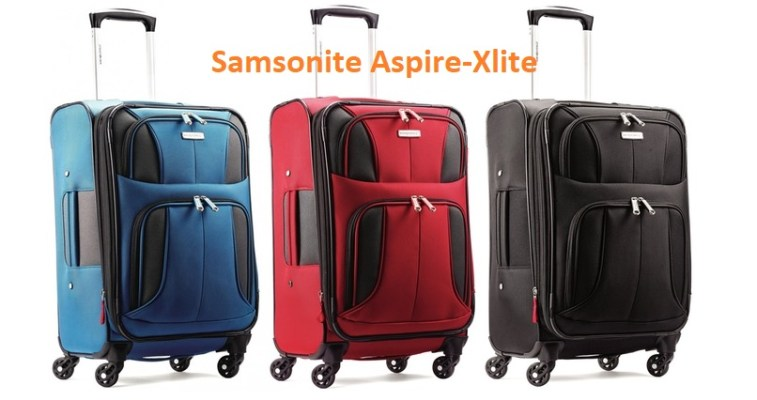 Samsonite Aspire-Xlite