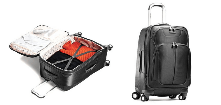 Samsonite Luggage Hyperspace Suitcase