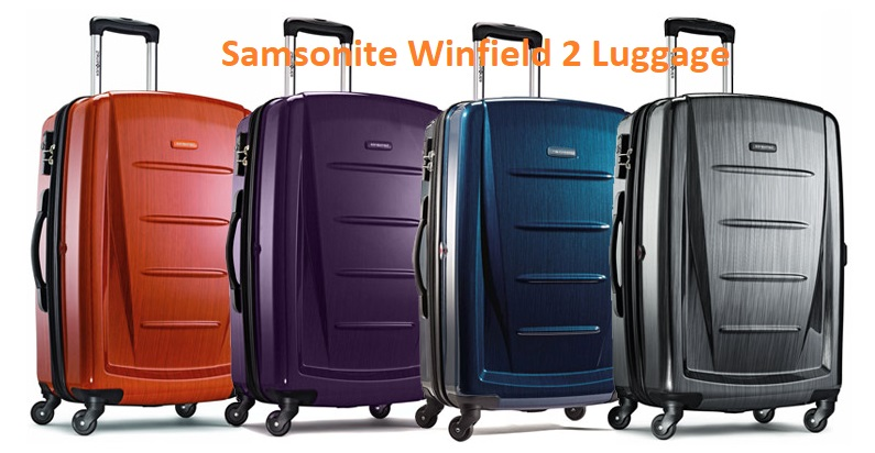 Samsonite Winfield 2 Luggage