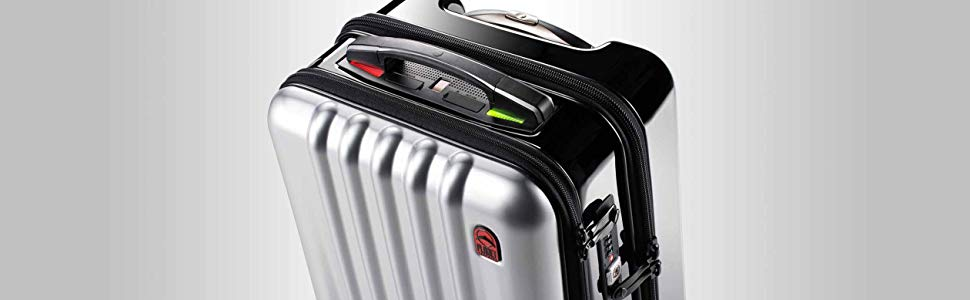 smart luggage brands