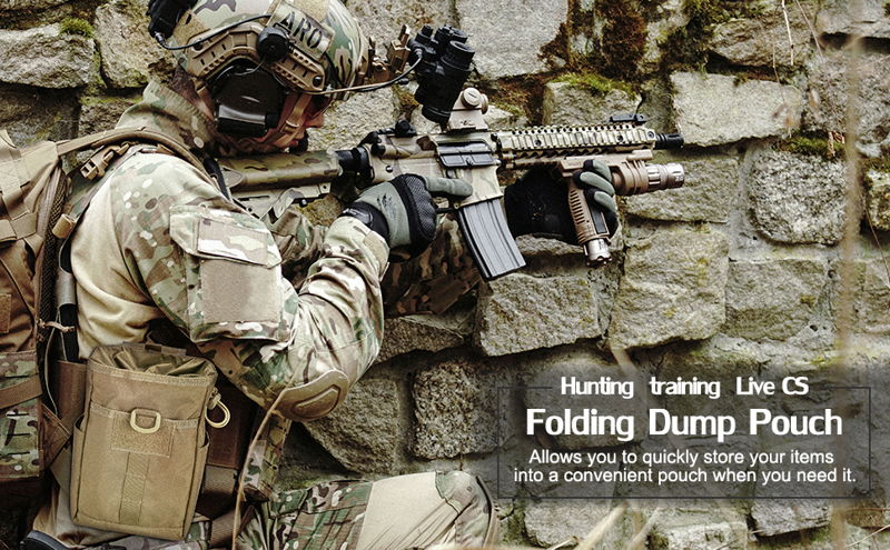 EXCELLENT ELITE SPANKER Molle Dump Pouch Bag