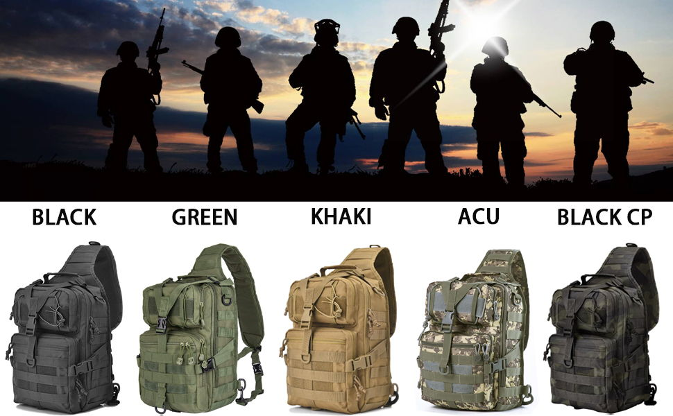 HAOMUK Tactical Military Backpack