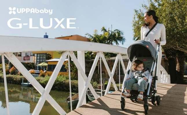 2018 UPPAbaby G LUXE Stroller Best Lightweight Baby Stroller