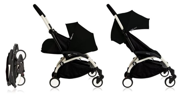 Babyzen YoYo Stroller Bundle Best Lightweight Baby Stroller