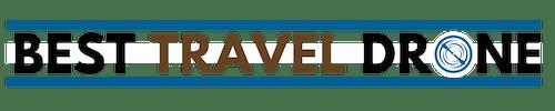 best travel drone logo