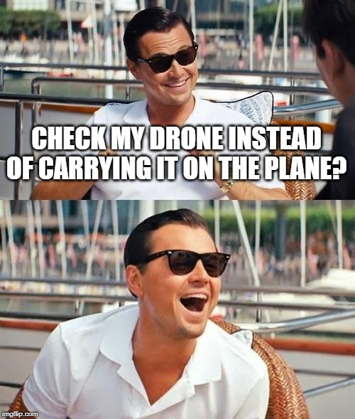 Carry On Drone memes