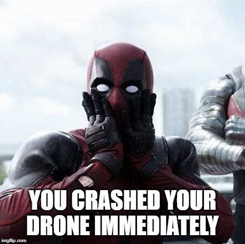Crashed Drone Memes