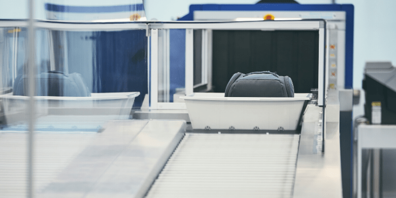 Can you take a drone through airport security