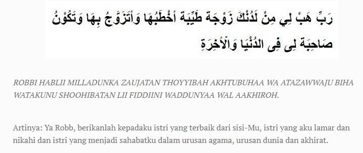 Doa Mendapatkan Jodoh yang Diinginkan, Insya Allah Segera Diijabah 6