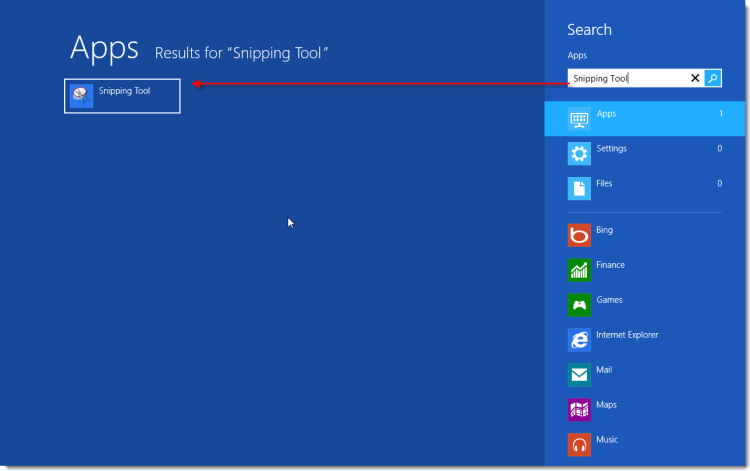 snipping-tool-windows 8