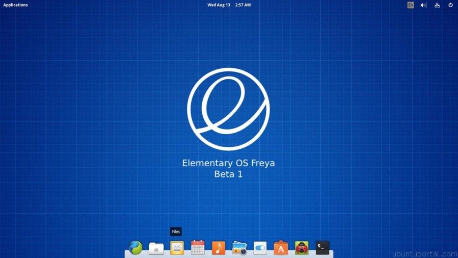 Sistem Operasi Linux ElementaryOS-Freya-beta-1