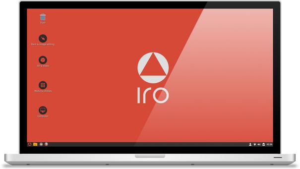 Sistem Operasi Linux iRO