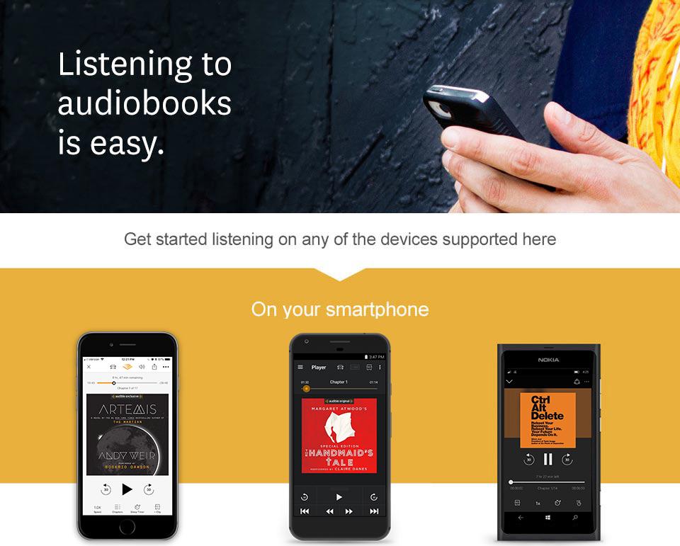 audible aplikasi produktivitas