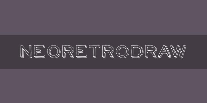 neodraw-font