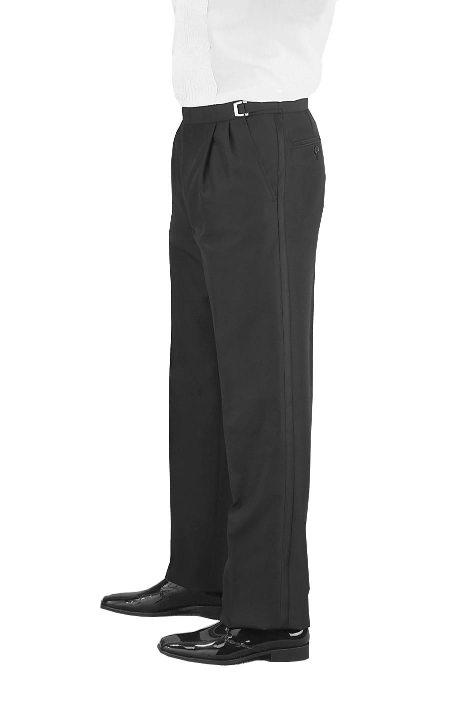 0c4237c49db Men's Basic Tuxedo Trousers - Best Tuxedo