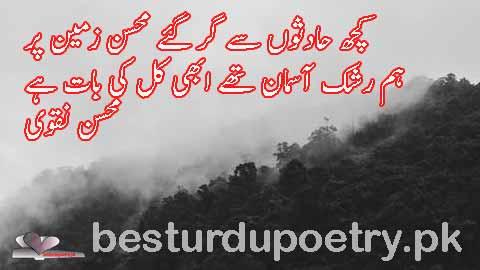 kuch hadson say gir gaye besturdupoetry.pk