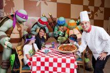 Nickelodeon Suites Resort Pizza