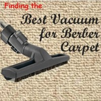 BEST VACUUM for BERBER CARPET - Recommendations & Tips!