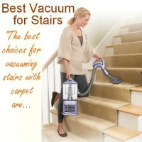BEST VACUUM for STAIRS - Updated for 2018 RECOMMENDATIONS!