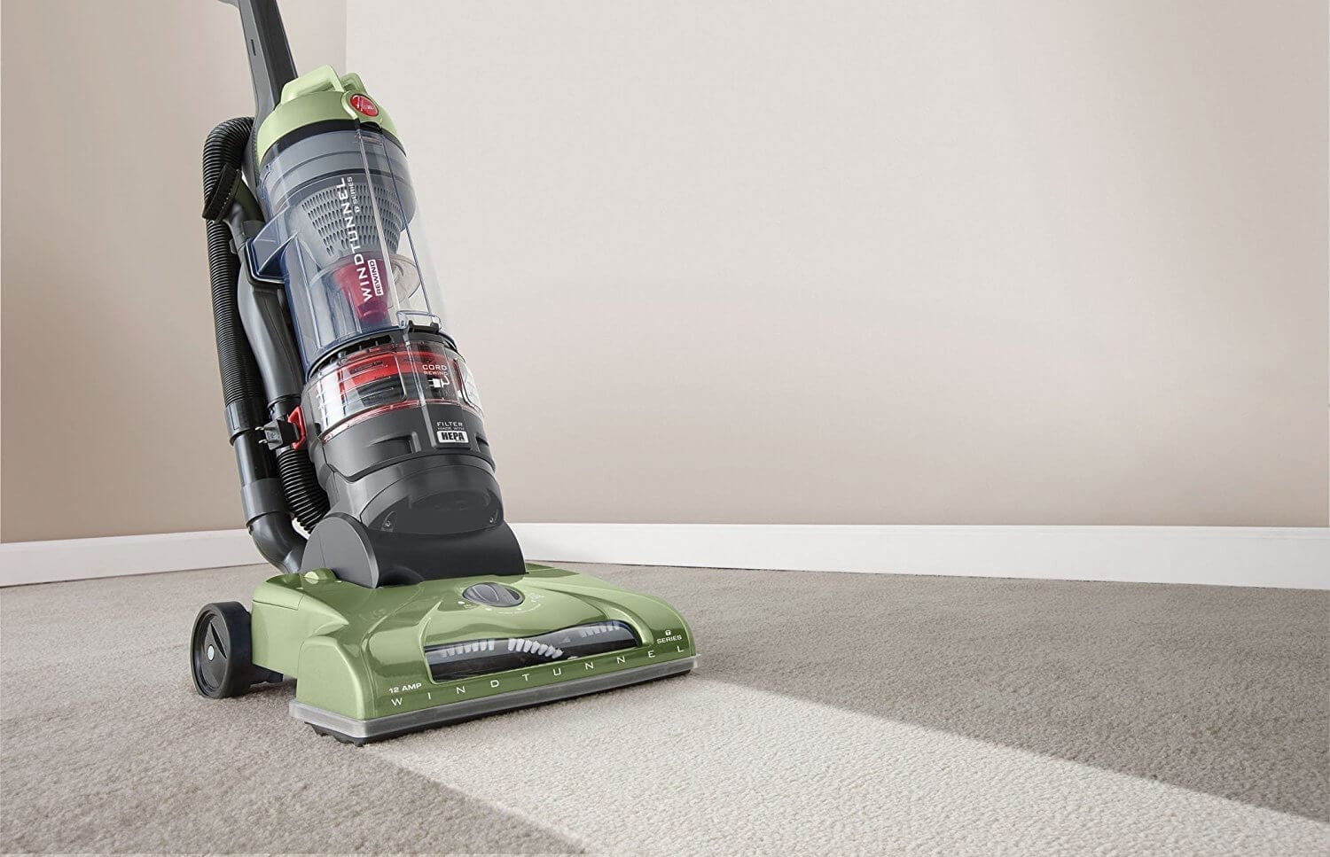 the hoover windtunnel tseries belongs to series of corded upright bagless vacuum cleaners that come at a very reasonable price under 150