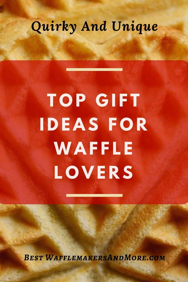 Top Gift Ideas For Waffle Lovers  Best Waffle Makers  More