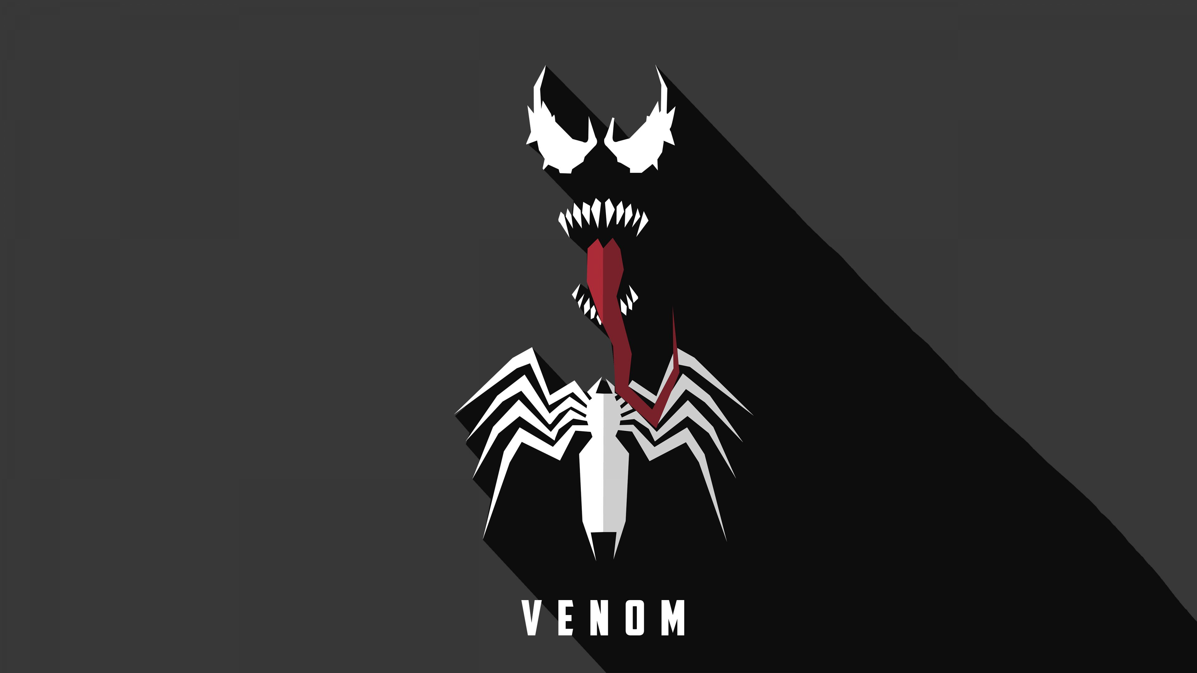 Venom Artwork 5k Wallpaper  Best Wallpapers