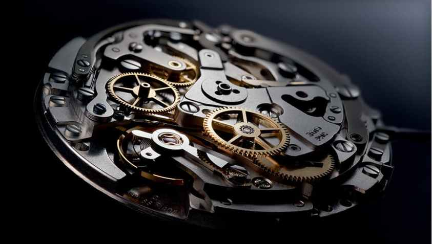 Rolex uses expensive and superior steel