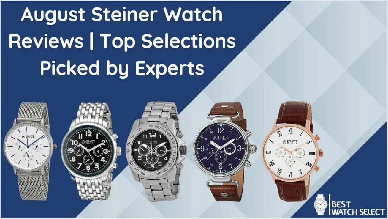 Best August Steiner Watches Reviews