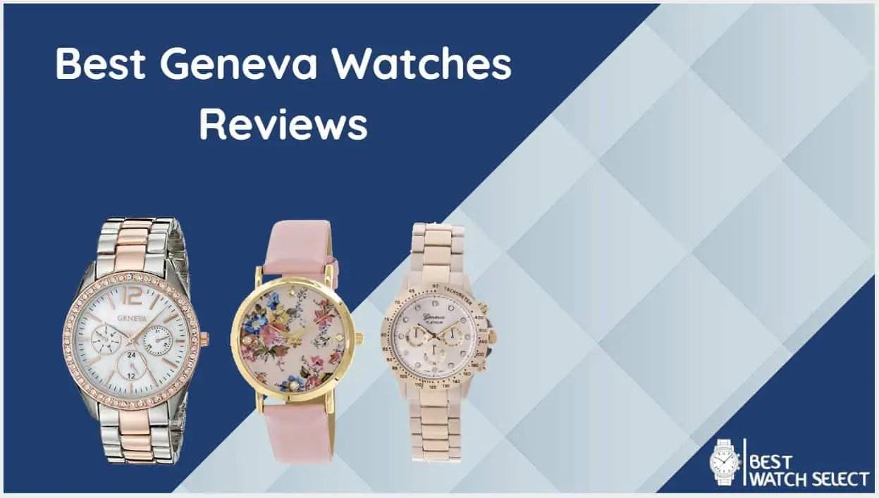 Geneva Watches Prices