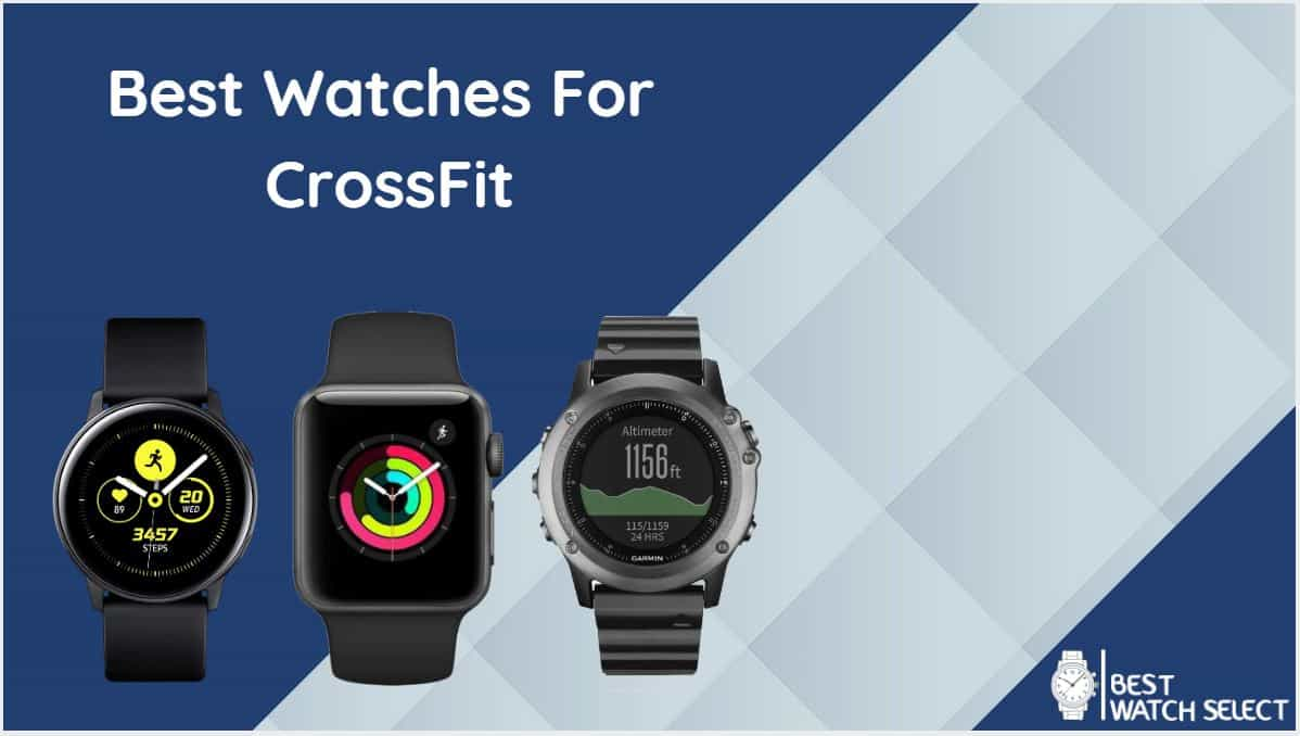 Watch for CrossFit and Lifting