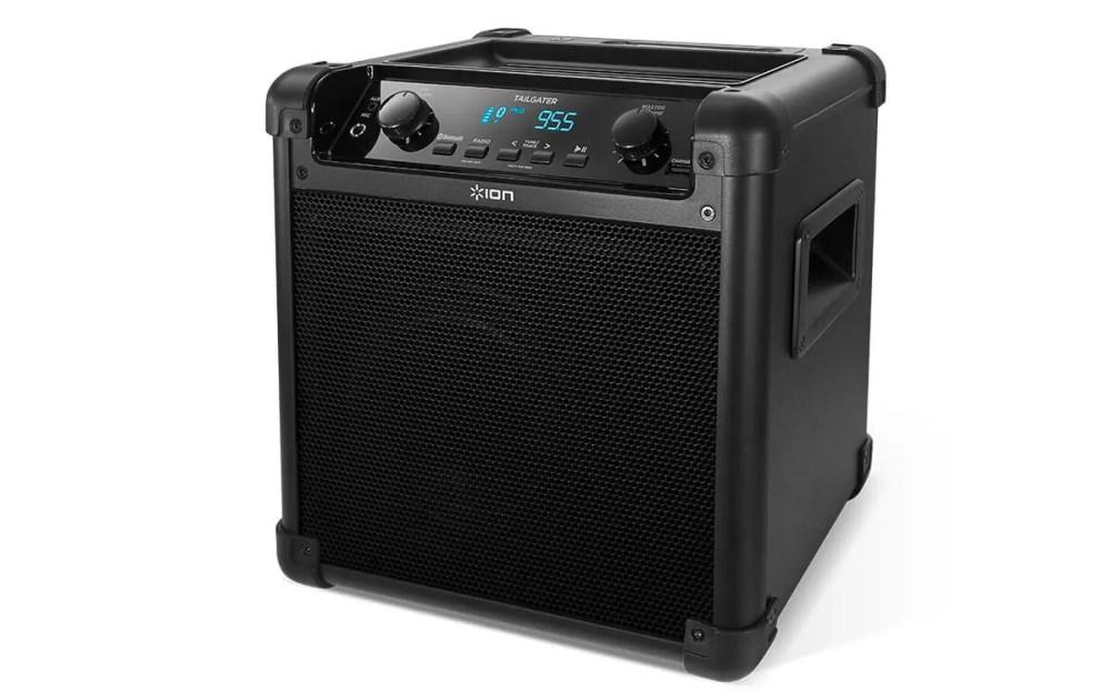 medium resolution of ion audio ipa77 bluetooth tailgate speaker