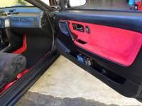 Door Upholstery & Upholstery