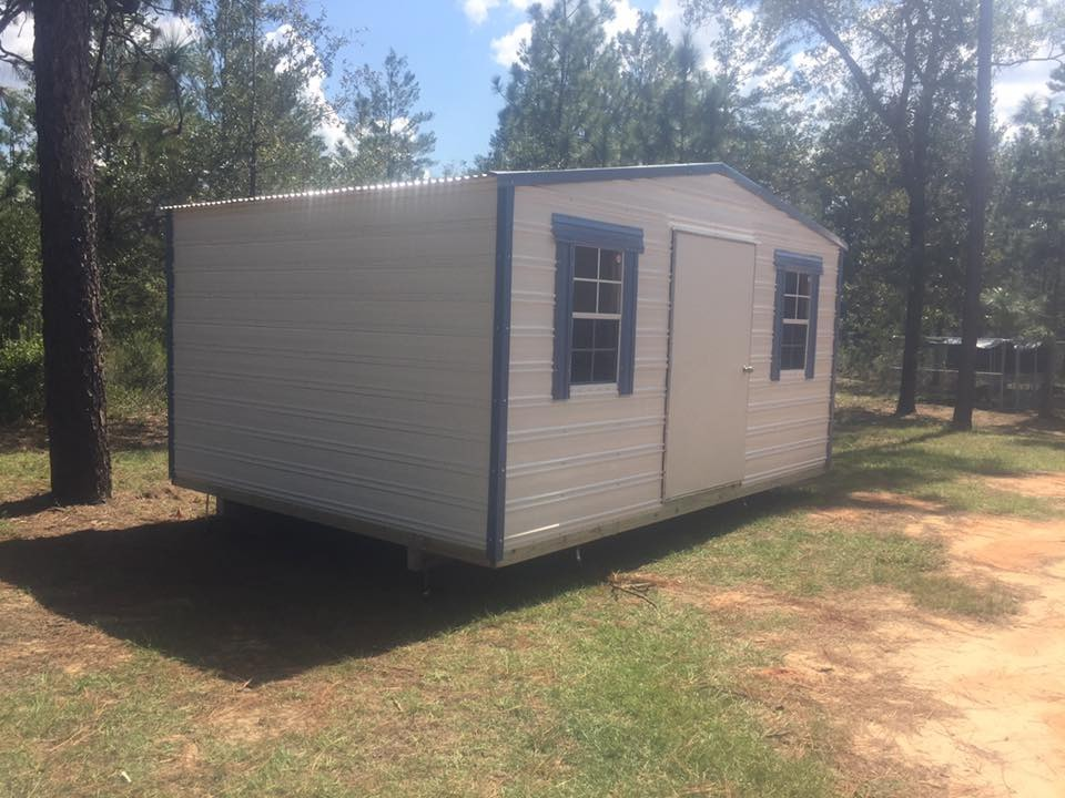 Storage Sheds And Garages