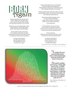 Designing Amazing Newsletters and Magazines