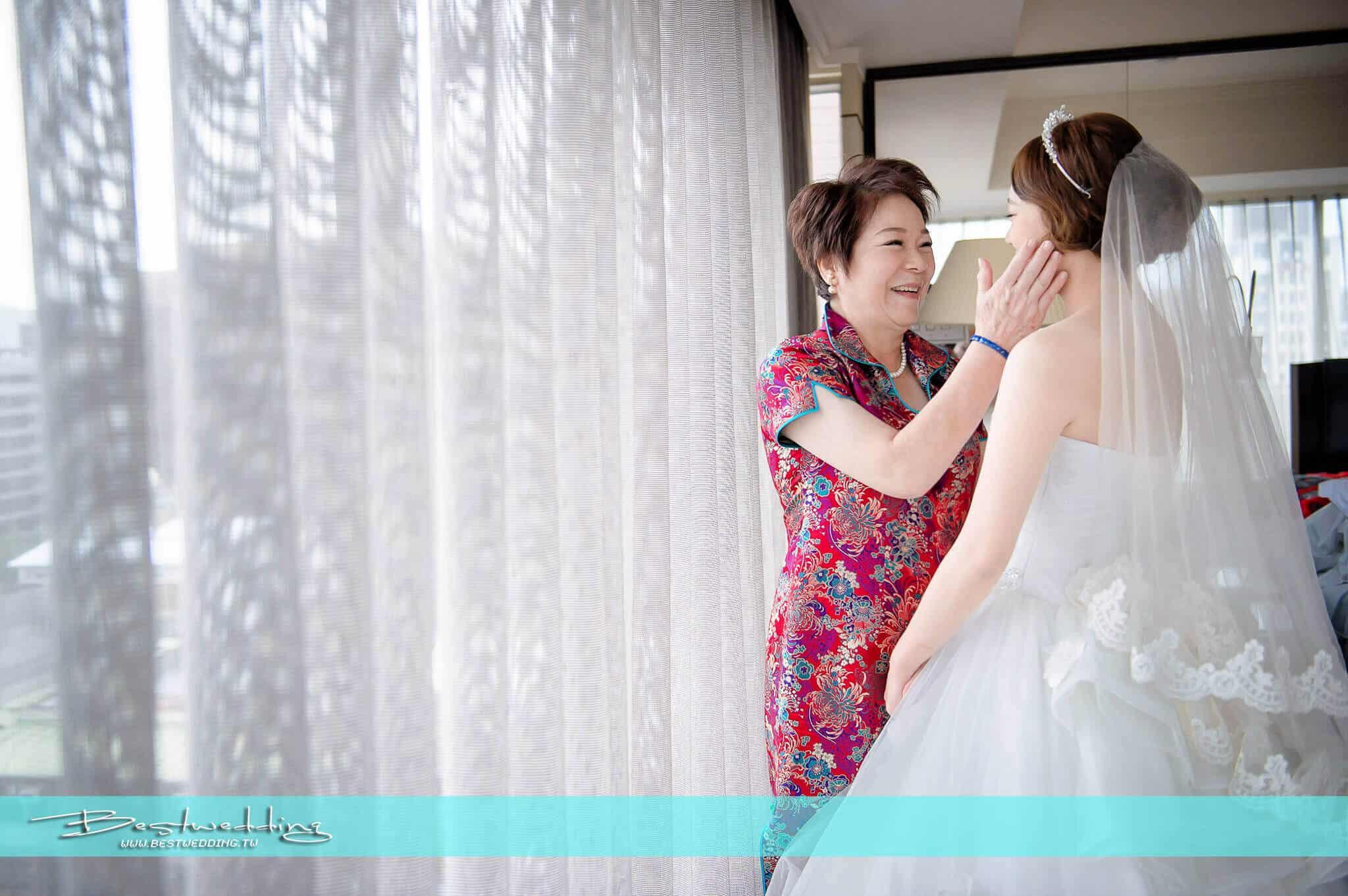 婚攝 - JACKY ♥ DOLA 結婚婚宴 民生晶宴會館