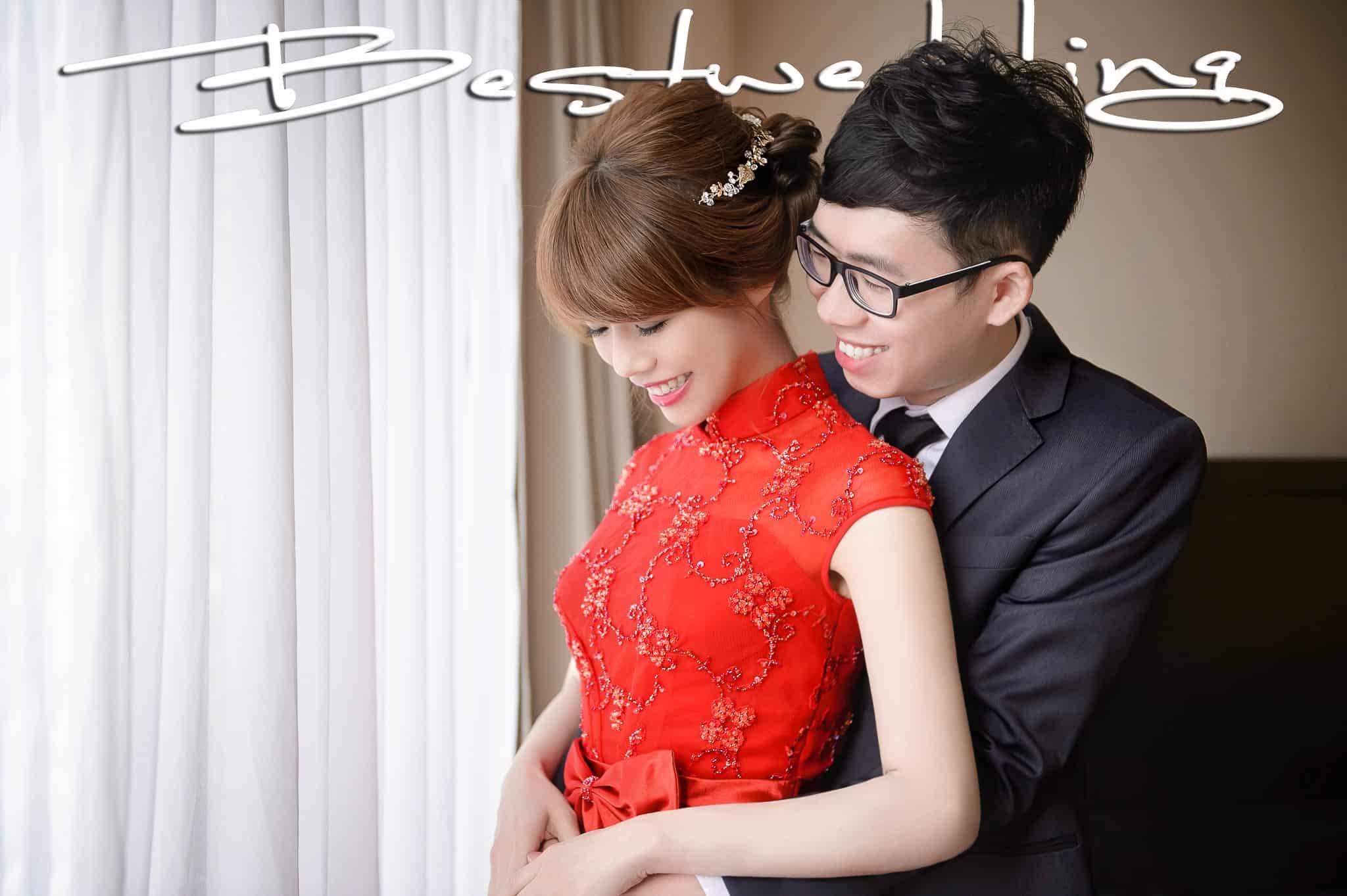 【婚攝優哥】至書 ♥ 靜瑜 - 桃園尊爵飯店
