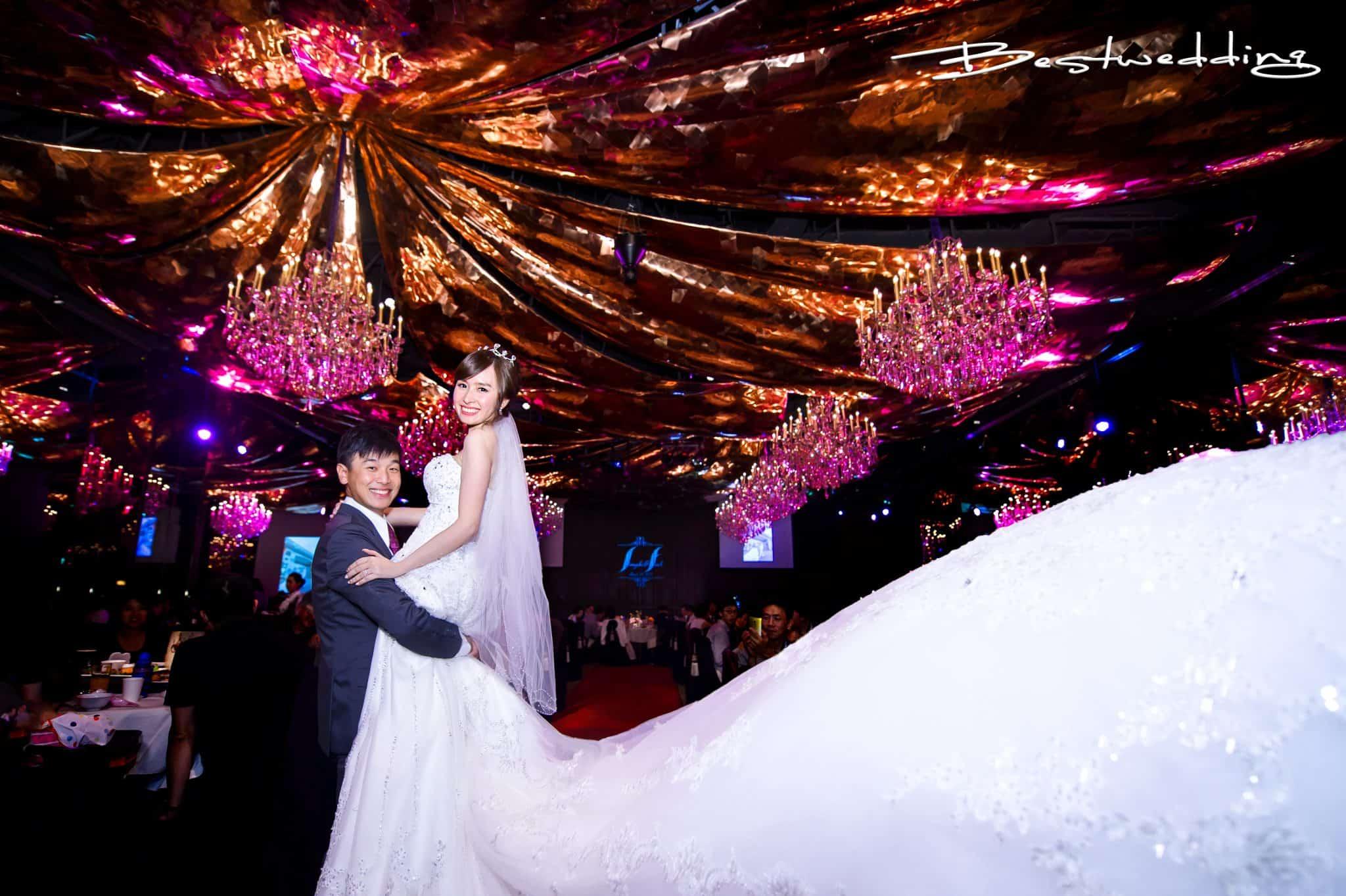 【婚攝優哥】承翰 ♥ 雅婷 - 君品酒店 Palais de Chine Hotel Taipei