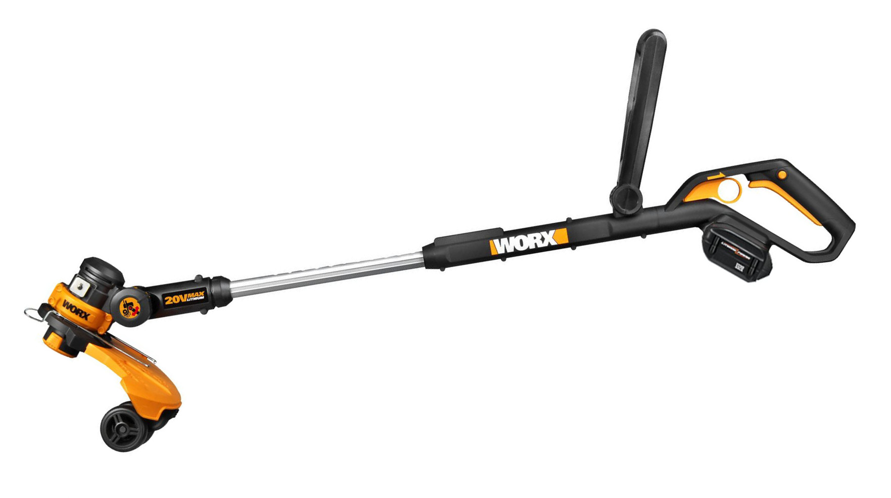 Worx WG175 String Trimmer Review