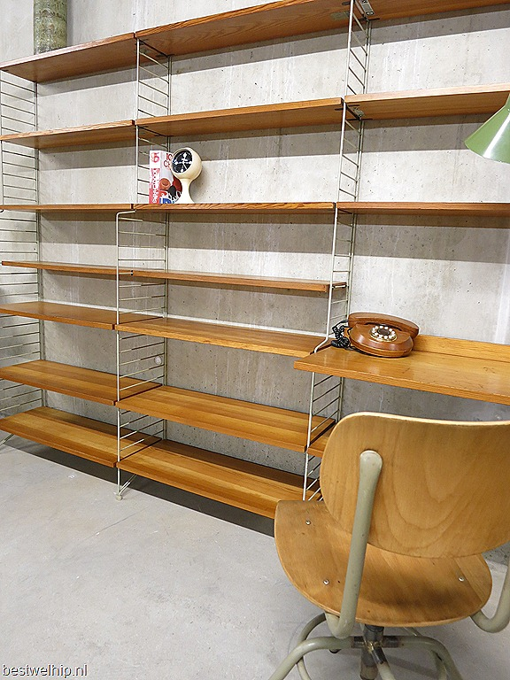 Nisse String Nisse String Modulair Wandsysteem/ Wall System Swedish ...