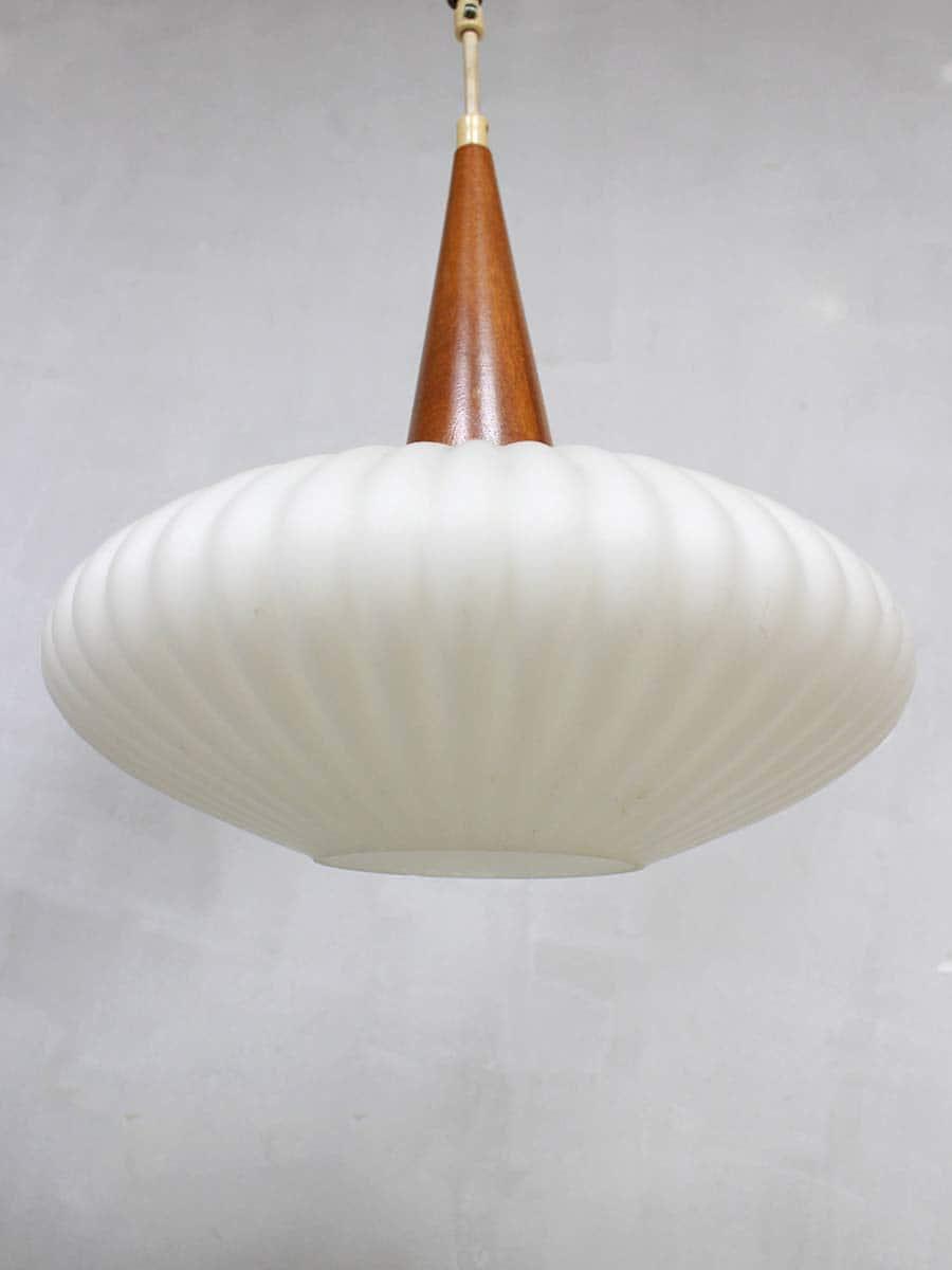 Vintage design hanglamp lamp Philips Louis Kalff pendant lamp
