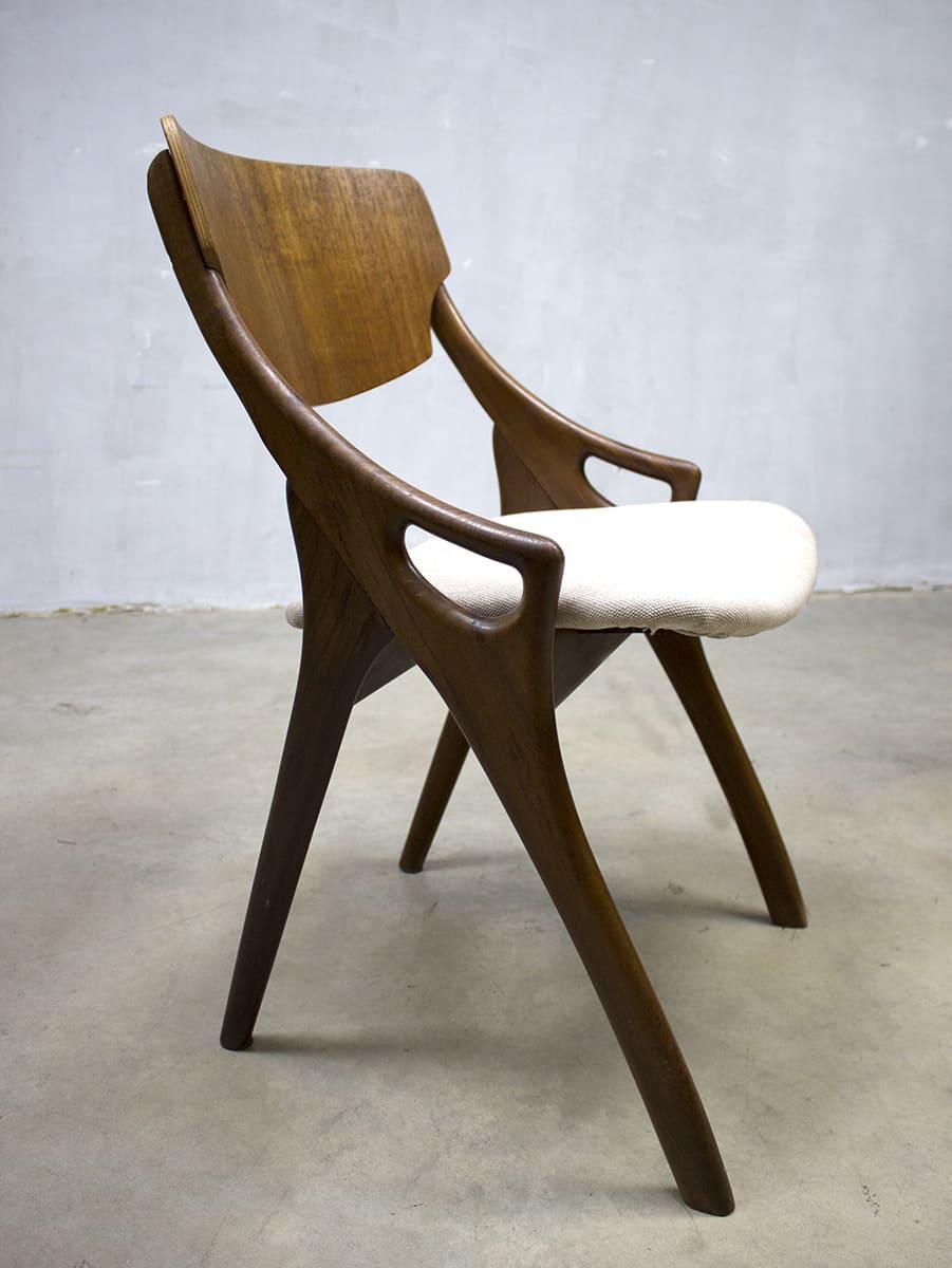 Vintage Deens Design Stoelen