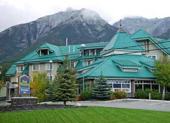 Image result for canmore best western