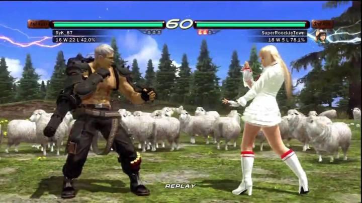 Tekken 6 2