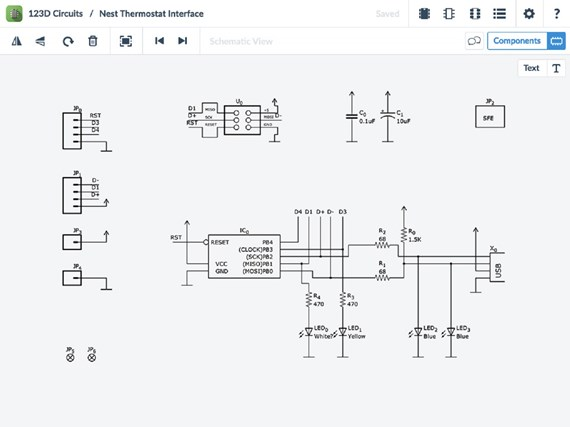 Autodesk® 123D® Circuits for Windows 8 and 8.1