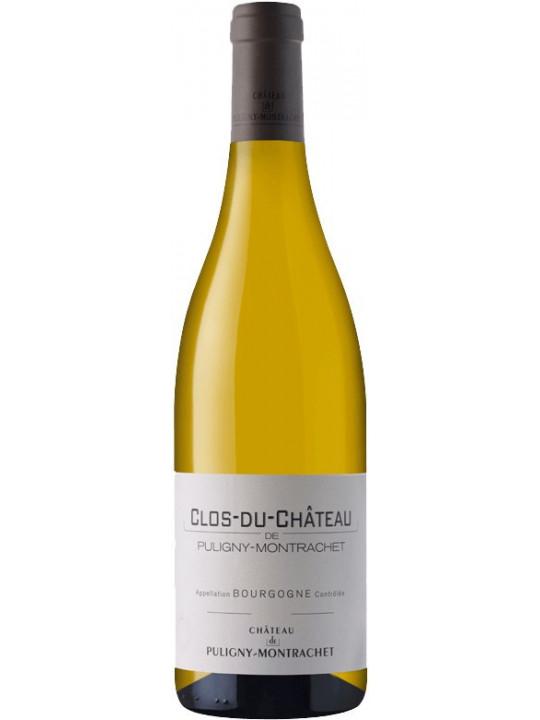 Вино белое сухое Clos-du-Chateau de Puligny-Montrachet. Bourgogne AOC 2016. 0.75 л - купить вино Кло-дю-Шато ...