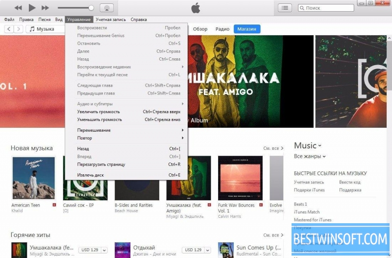 iTunes for Windows PC [Free Download]