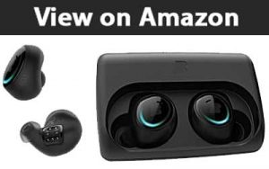 bragi the headphone truly wireless smart earphones black