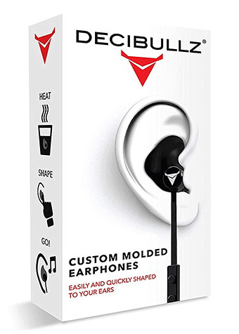 Decibullz – Custom Molded Contour Headphones