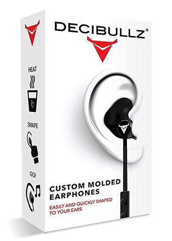 Decibullz – Custom Molded Contour Headphones