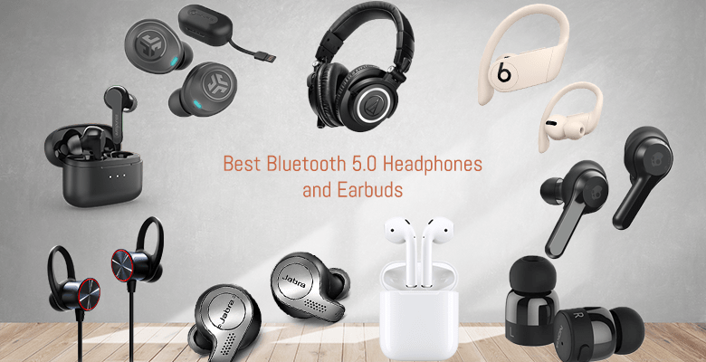 10 Best Bluetooth 5 0 Headphones And Earbuds Of 2020